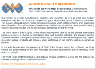 World Trade Center (Cyprus) Ltd's Redesign Launch Reflects Global Leadership & Prestige!