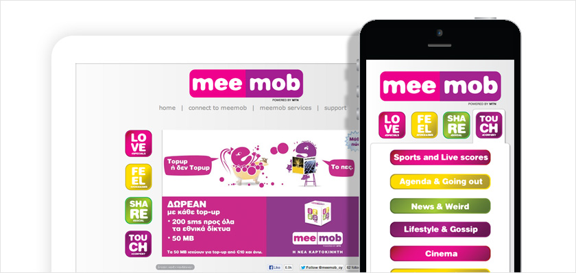 Our collaboration with MTN & SPP Media results to the ''coolest'' website & mobile app!
