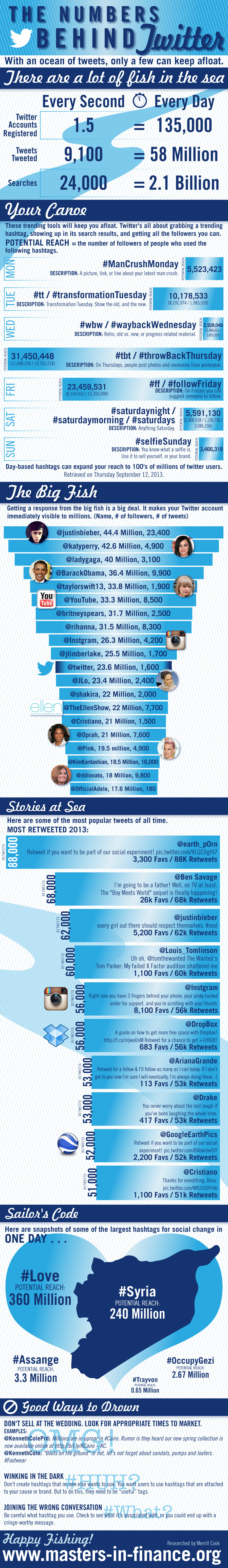 Twitter Growth Infographic