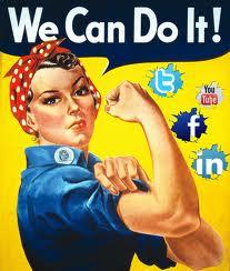 We Can Do It - Women In Social Media