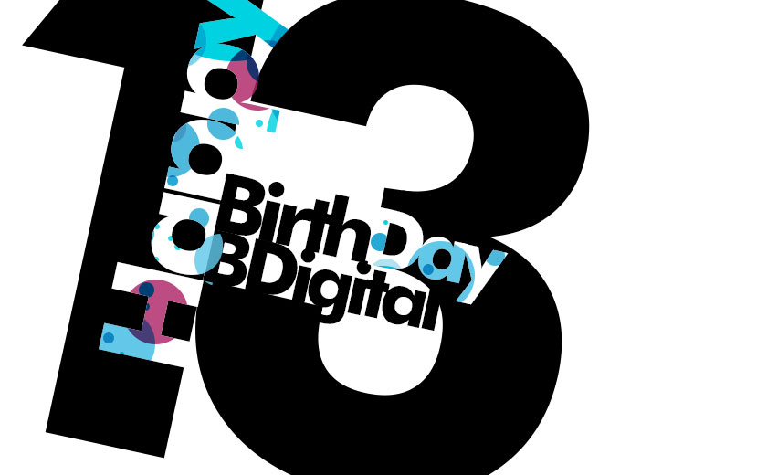 BDigital - Our 13 Years Journey!