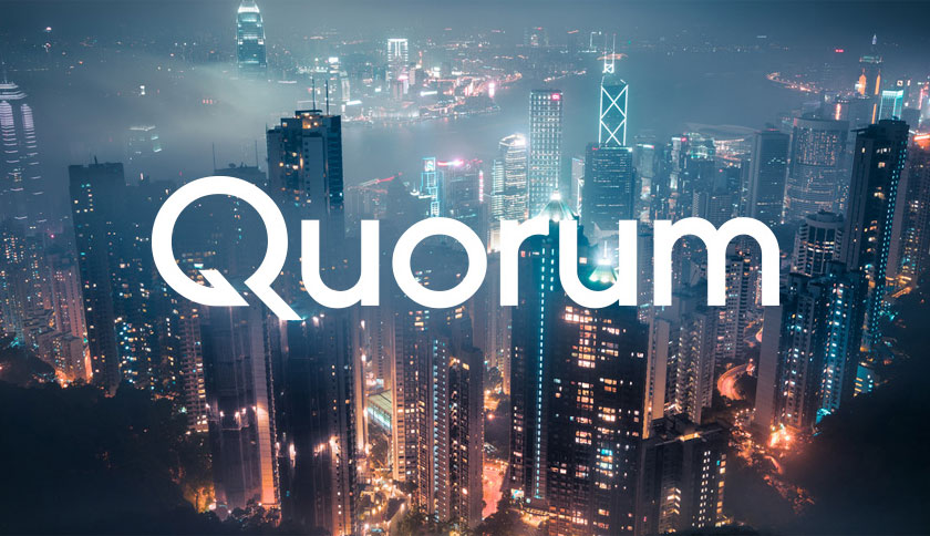 Quorum's new digital home has just opened!